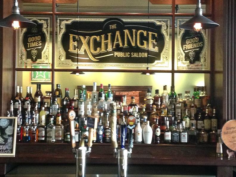 The Exchange big